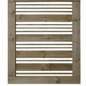 cl ture bois panneau atout clotures b ton bois rigide semi rigide simple torsion. Black Bedroom Furniture Sets. Home Design Ideas