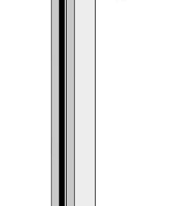 Poteau bois de d part ou de finition atout clotures - Poteau beton 12x12 ...