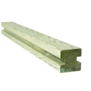 Poteaux b ton pour angle 12x12 atout clotures b ton - Poteau beton 12x12 ...