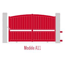 Portail Andalousite modèle A11