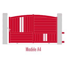 Portail Andalousite modèle A4