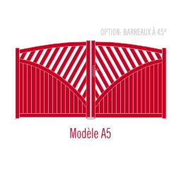 Portail Andalousite modèle A5