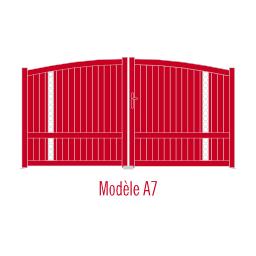 Portail Andalousite modèle A7