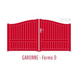 Garonne forme D