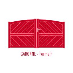 Garonne forme F