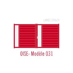 Portail Oise modèle 31